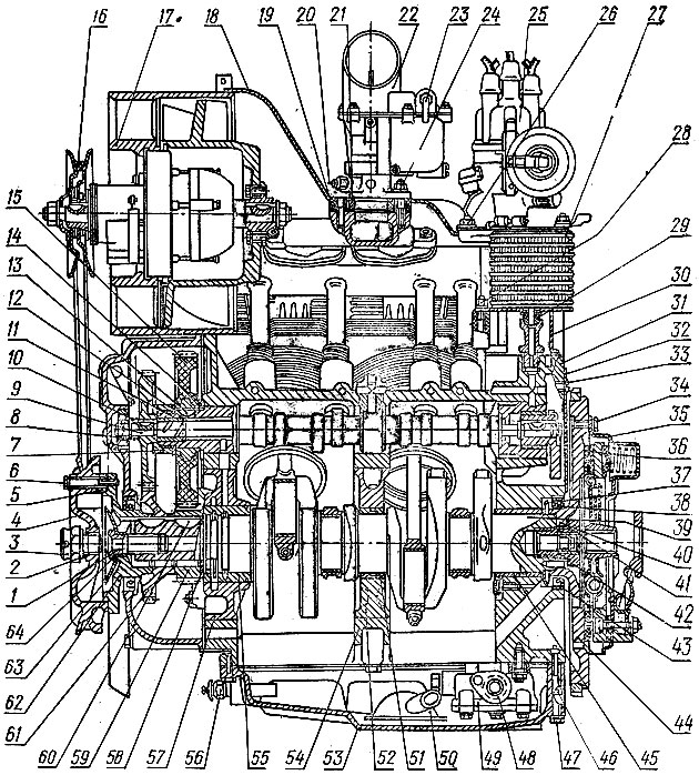 топливного насоса заз-968