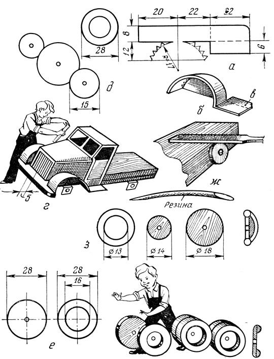 Как сделать кун для мтз 80